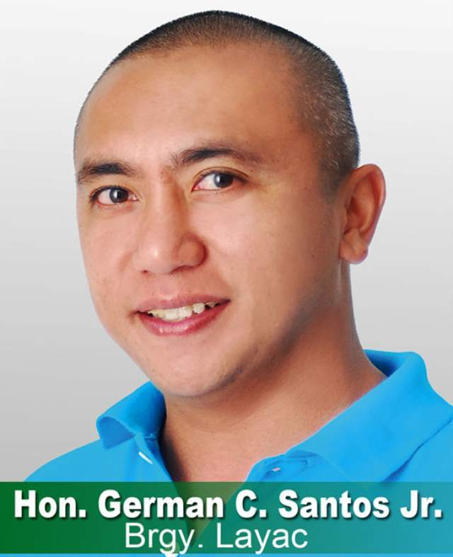 GERMAN C. SANTOS JR