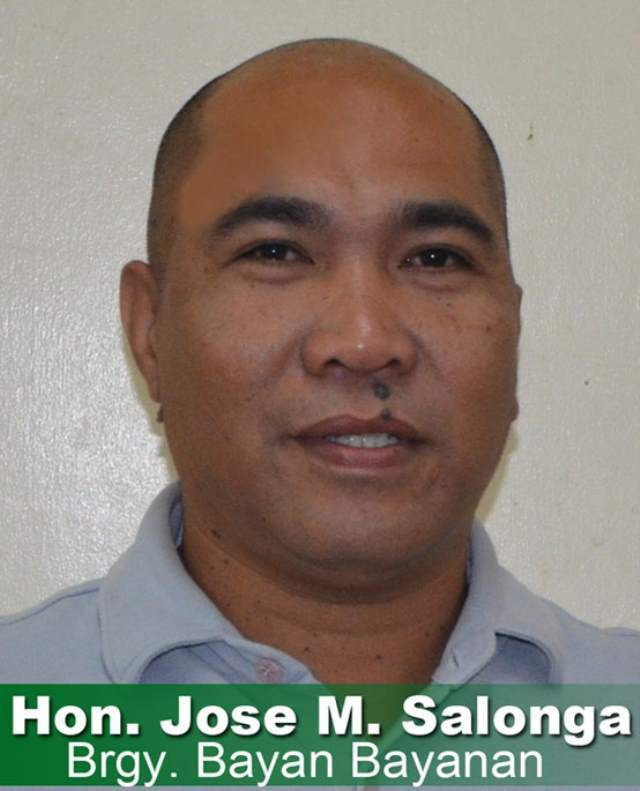 JOSE M. SALONGA